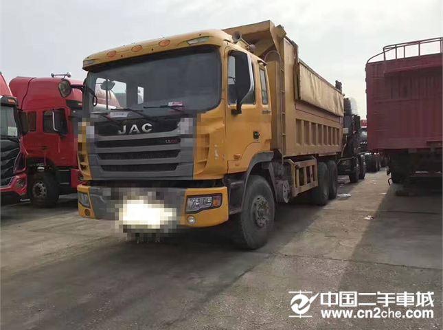 【宜春】江淮 江淮格尔发m系列 310马力自卸车 价格16.00万