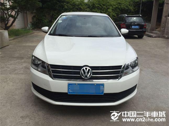 【宁波】2015款二手上海大众 朗逸 1.6自动舒适版 价格10.18万