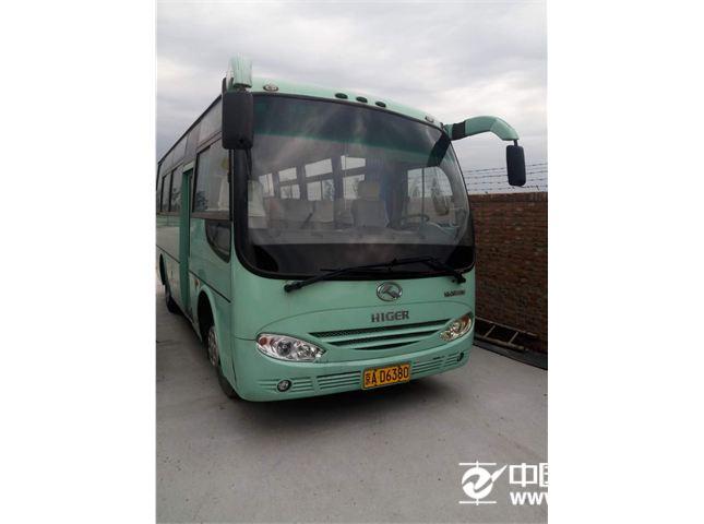 金龙 海格客车 2011款 S7 KLQ6795Q 5.1 MT 柴油版 -L/5档  天窗