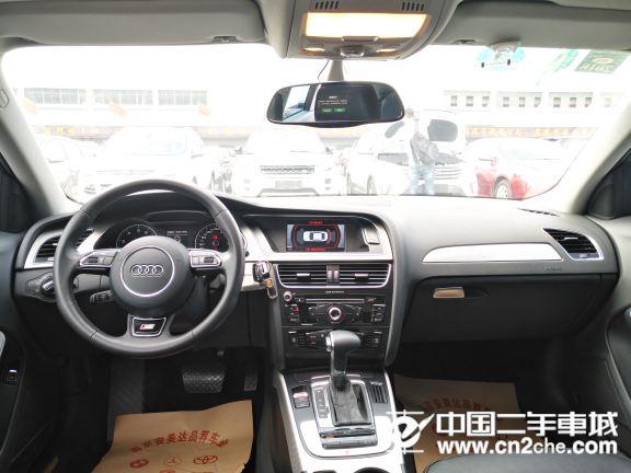 奥迪 A4 2013款 2.0T 40TFSI allroad quattro 舒适型