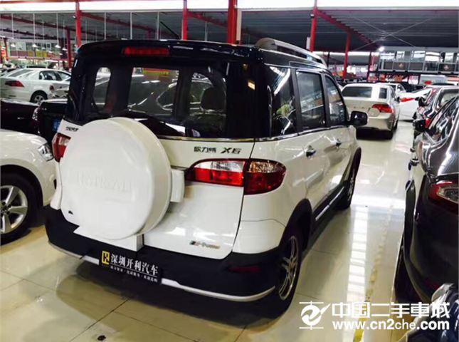 长安商用 长安欧力威 2014款 1.4L 自动 豪华型