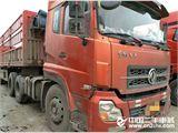 东风 天龙 牵引车 重卡 375马力 8X2 前二后八