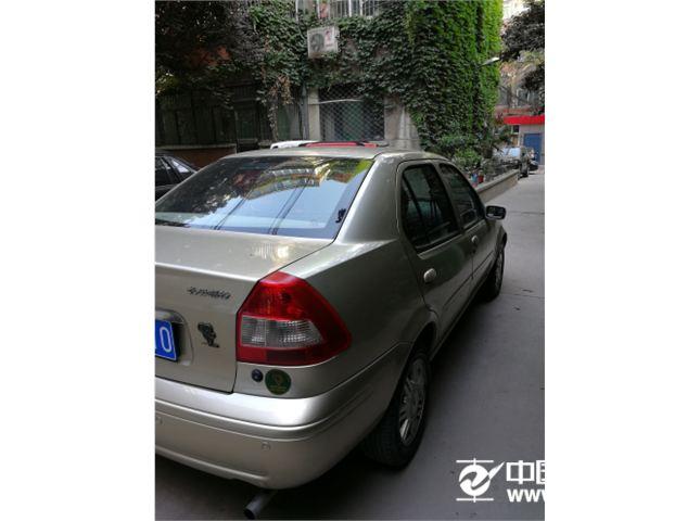 福特 嘉年华三厢  1.6L自动舒适型