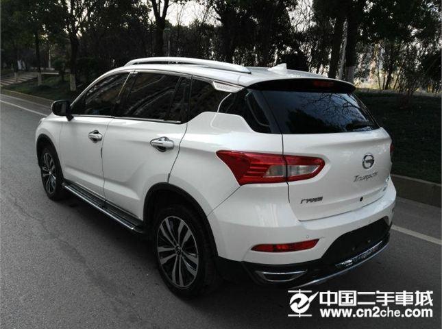 广汽 传祺GS4 2016款  235T G-DCT豪华版