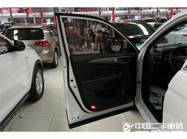 长安 长安CS75 2015款 1.8T 自动 四驱 精英型