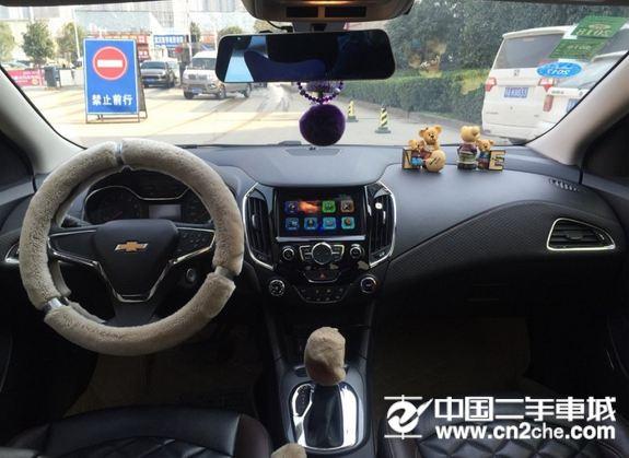 雪佛兰 科鲁兹三厢 2015款 1.5L 自动时尚版