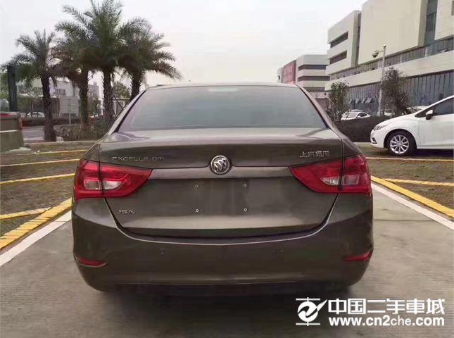 别克 英朗GT 2016款 15N手动进取型
