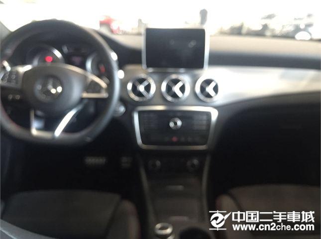 奔驰 CLA级 2016款  CLA 220 4MATIC