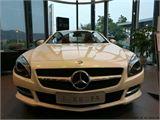 奔驰 SL级 2013款 奔驰SL级(进口) 350 时尚型