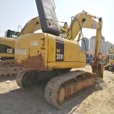 小松机械 小松挖掘机 小松200-7