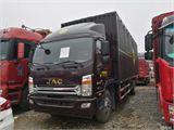 江淮 江淮 帅铃 威司达W530中卡 160马力 4X2 6.8米厢式载货车