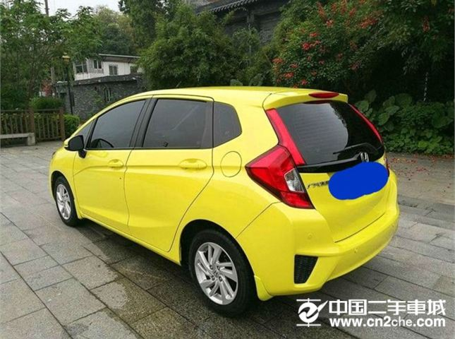 本田 飞度 2016款 1.5LLXCVT舒适型