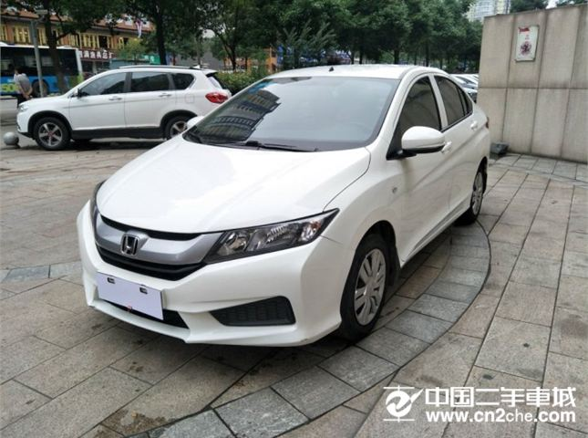 本田 锋范 2017款  1.5L CVT舒适版