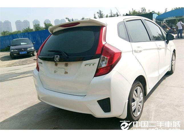 本田 飞度 2014款 1.5L LX CVT 舒适型