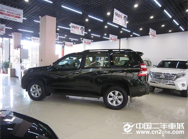 丰田 普拉多(进口) 2014款 2.7L 自动标准版