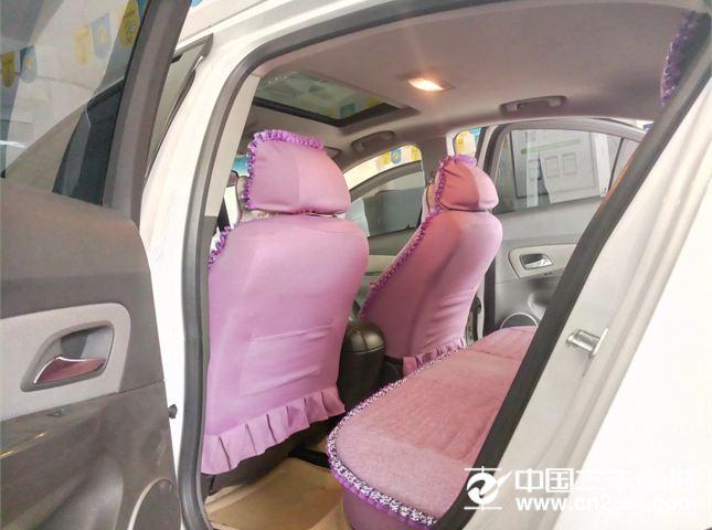 雪佛兰 科鲁兹三厢 2013款 1.8 SE AT