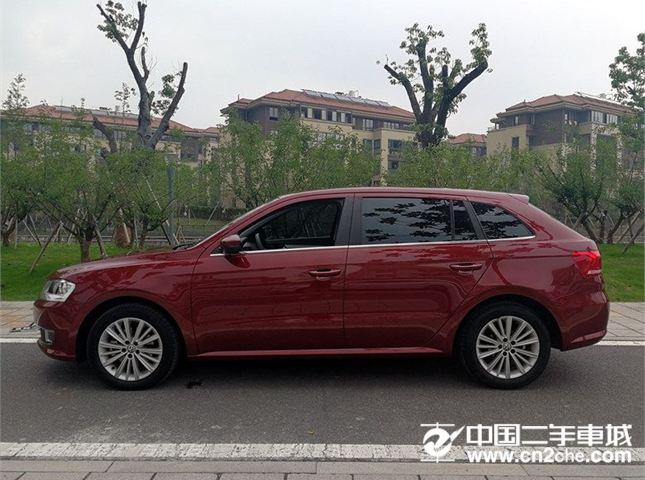 【宁波】2014款二手上海大众 朗行 1.6l 手自一体 运动版 价格10.20万