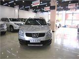 日产 逍客 2007款 20 xV龙 CVT 4WD  0  2