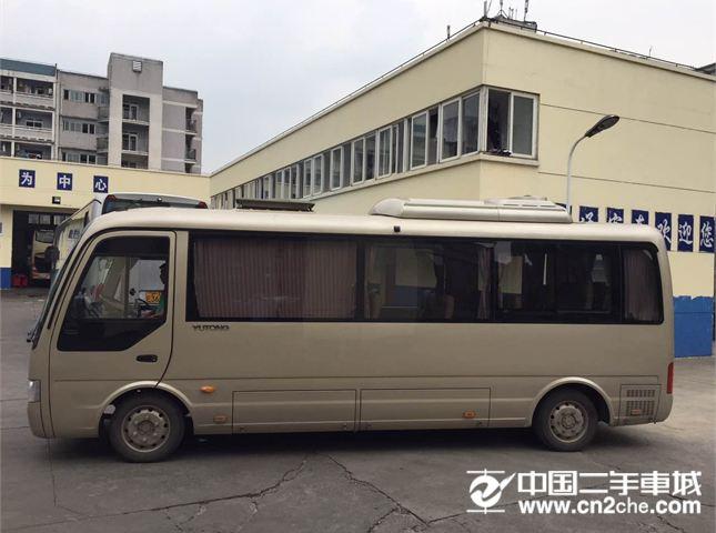 宇通 宇通 2017款 新能源车(载客车)