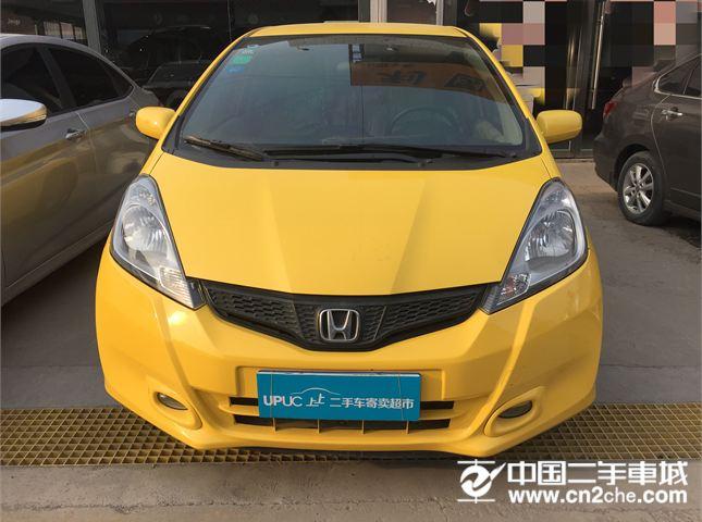 本田 飞度 2011款 1.3L 自动 舒适版