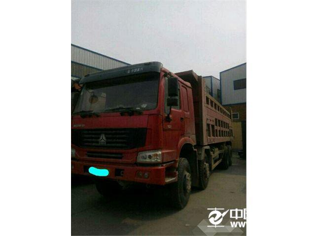中国重汽 豪沃 自卸车 HOWO重卡 336马力 8X4 自卸车(ZZ3317N3267C1)