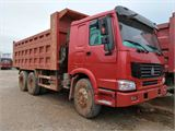 中国重汽 豪沃 二手自卸车前二后八豪沃336马力,厢长5.8米,