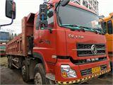 东风 大力神 二手自卸车前二后八大力神轻量化国四340玉柴动力,厢长7.6米,自重14.3吨,