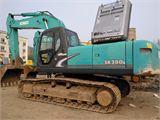 神钢建机 神钢挖掘机 SK350-8