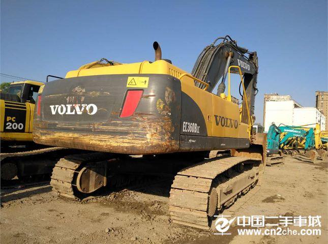 沃尔沃 沃尔沃挖掘机 EC360B