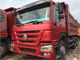 中国重汽 豪沃 自卸车 HOWO重卡 336马力 6X4 自卸车(Z...