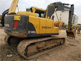 沃尔沃 沃尔沃挖掘机 EC140B