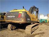 沃尔沃 沃尔沃挖掘机 EC360B  1643  2
