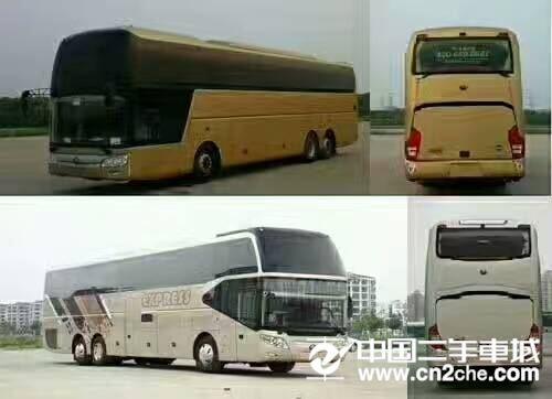 宇通 宇通 2017款 新能源車(載客車)