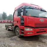 一汽解放 J6 牵引车  J6P重卡 390马力 6X4牵引车(CA4250P66K24T1A1E4)