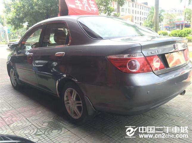 本田 思迪 2007款 1.5L自动舒适版