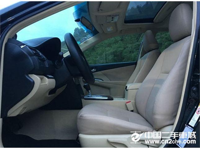 丰田 凯美瑞 2015款 2.0G D-4S 6AT 领先版