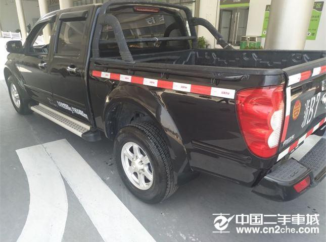 长城 风骏5 2013款 2.0T 手动 小双 欧洲版 柴油 两驱 领航型