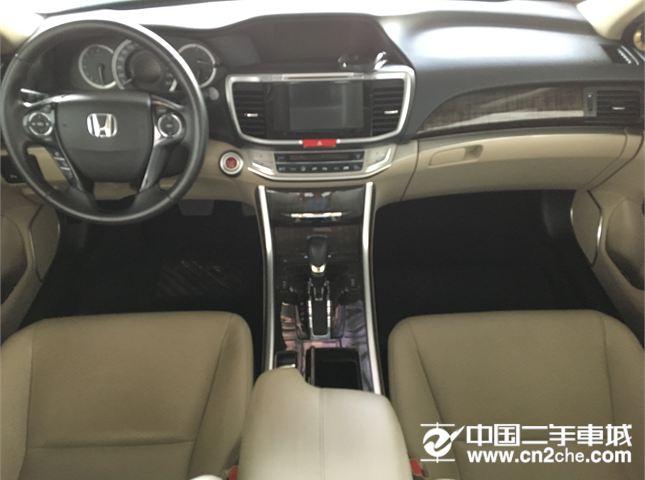 本田 雅阁 2014款 2.4L EXN 豪华导航版