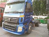 福田 欧曼 牵引车 ETX 6系重卡 380马力 6X4 LNG牵引车(ETX-2490标准版)