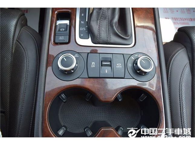 【宁波】2011款二手进口大众 途锐 v6 tsi 豪华型 价格36.80万