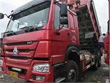 中国重汽 豪沃 340马力,6X4