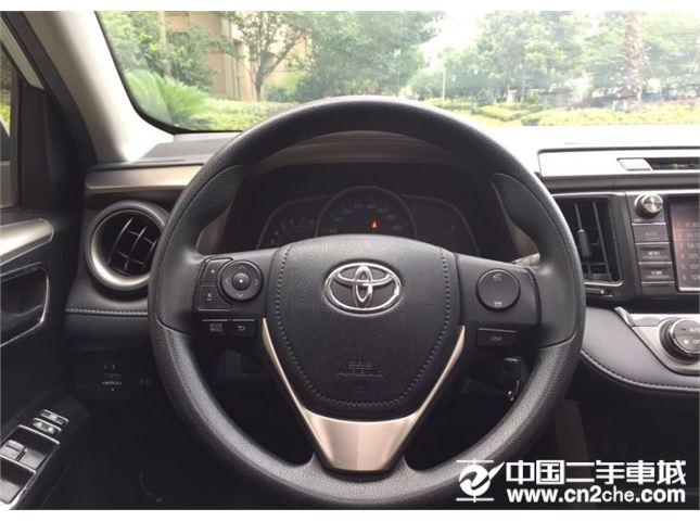 丰田 RAV4 2015款 2.0L CVT 两驱 风尚版