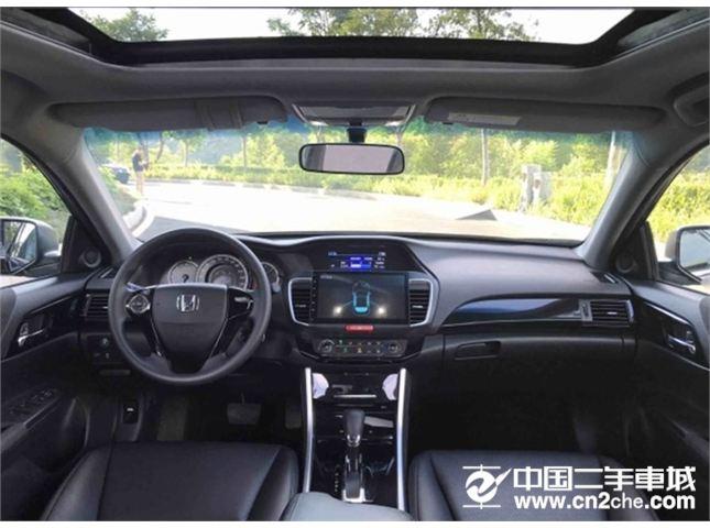 本田 雅阁 2015款  2.0L LX 舒适版