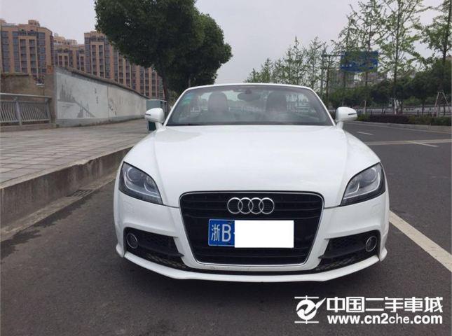 奥迪 TT 2014款 2.0T Coupe 45 TFSI 悦尚型
