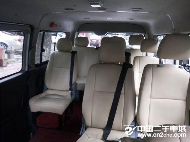 九龙汽车 九龙考斯特 2011款 HKL6700