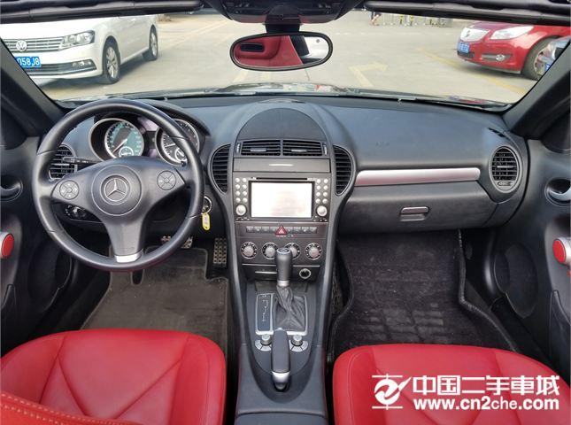 奔驰 SLK级 2010款 SLK 200 K Grand Edition