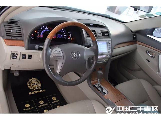 丰田 凯美瑞 2011款 200G 经典周年纪念版