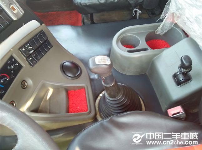 陕汽重卡 德龙F3000 自卸车 重卡 340马力 8X4 前四后八