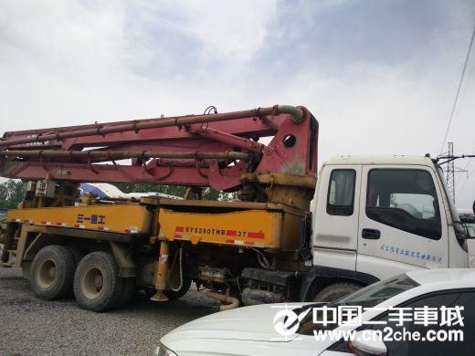 三一重工 三一重工混凝土泵车  SY51100THB86