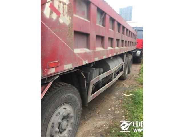 依维柯 杰狮 载货车 重卡 380马力 8X4 前四后八